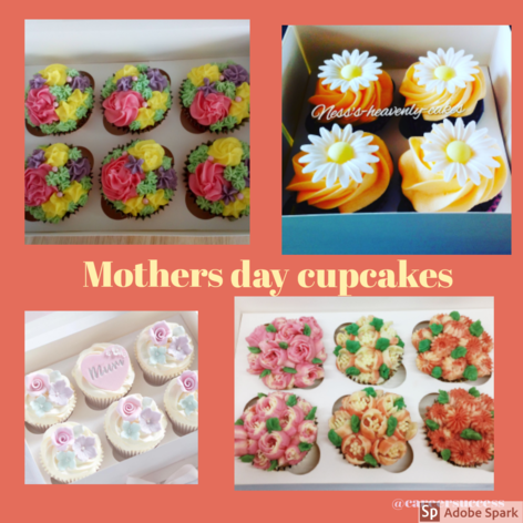 Mothers day poster examples
